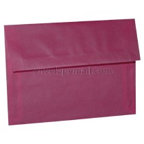 "Translucent Magenta - 4Bar  (3-5/8 x 5-1/8"") Envelope"