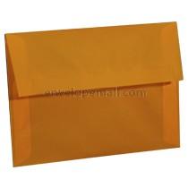 "Translucent Mango - A6 (4-3/4 x 6-1/2"")  Envelope"