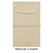 "Magna Carte Natural Cream - Mini Open End (2-1/4 x 3-3/4"") Envelope 100 Pack"