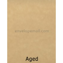 "Magna Carte Aged 60 lb Text - Sheets 8-1/2 x 11"" 100 Pack"