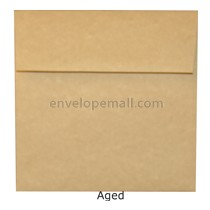 "Magna Carte Aged - Square (5-1/2 x 5-1/2"") Envelope"