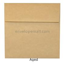 "Magna Carte Aged - Square (6-1/2 x 6-1/2"") Envelope"