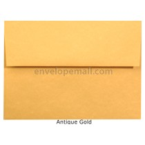 "Magna Carte Antique Gold - 4Bar (3-5/8 x 5-1/8"") Envelope"