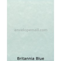 "Magna Carte Britannia Blue 65 lb Cover - Sheets 8-1/2 x 11"" 100 Pack"