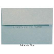 """Magna Carte Britannia Blue - A2 (4-3/8 x 5-3/4"""") Envelope"""
