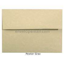 "Magna Carte Pewter Gray - Booklet (6 x 9"") Envelope"