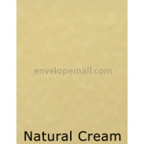 "Magna Carte Natural Cream 65 lb Cover - Sheets 8-1/2 x 11"" 100 Pack"
