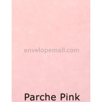 "Magna Carte Parche Pink 60 lb Text - Sheets 8-1/2 x 11"" 100 Pack"