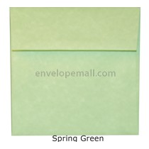 "Magna Carte Spring Green - Square (5-1/2 x 5-1/2"") Envelope"