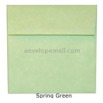 """Magna Carte Spring Green - Square (6-1/2 x 6-1/2"""") Envelope"""
