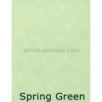 "Magna Carte Spring Green 65 lb Cover - Sheets 8-1/2 x 11"" 100 Pack"