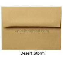 "Environment Desert Storm - A6 (4-3/4 x 6-1/2"") Envelope 100 Pack"