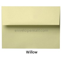 "Environment Willow - A6 (4-3/4 x 6-1/2"") Envelope 100 Pack"