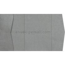 "Curious Rich Cobalt 92 lb Cover - Pocket Invitation A7,  5 x 7"" , 25 Pack"