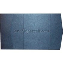 "Stardream Lapis Lazuli 105 lb Cover - Pocket Invitation A7,  5 x 7"" , 25 Pack"