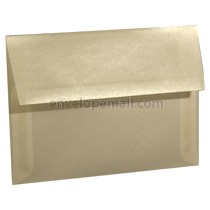 "Translucent Platinum - Booklet (6 x 9"") Envelope"