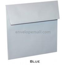 """Loop Linen Restful Blue - Square (5-1/2 x 5-1/2"""") Envelope"""