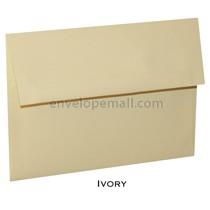 "Loop Linen Ivory- A2 (4-3/8 x 5-3/4"") Envelope 100 Pack"