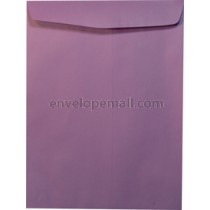 "Astrobright Planetary Purple 10x13"" (Catalog) Envelope"