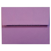 "Astrobright Planetary Purple 5-1/4 x 7-1/4"", (A7) Envelope"
