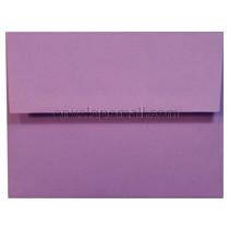 "Astrobright Planetary Purple 3-5/8 x 5-1/8"", (4Bar) Envelope"