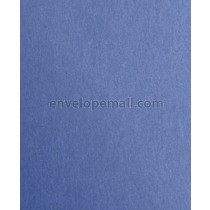 Stardream Metallic Sapphire 105 lb Cover  8-1/2 x 11 Sheets
