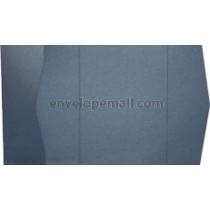Stardream Sapphire 105 lb Cover - Pocket Invitation A7,  5 x 7