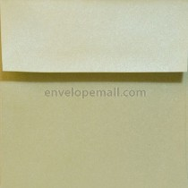 "Stardream Metallic Sage - Square (5-1/2 x 5-1/2"") Envelope"