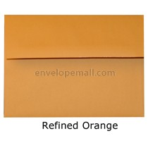 "Synergy Felt Refined Orange - 4Bar (3-5/8 x 5-1/8"") Envelope"