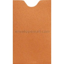 "Stardream Copper Card Sleeve (2-1/4 x 3-5/8"") Envelope"
