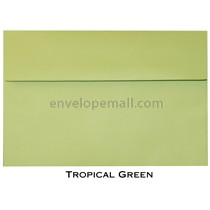 "Synergy Smooth Tropical Green - Booklet (6 x 9"") Envelope 100 Pack"
