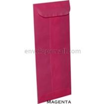 "Translucent Magenta - No 10 Policy (4-1/8 x 9-1/2"") Envelope"