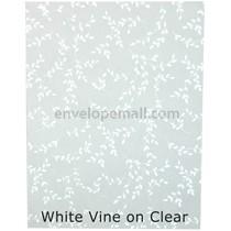 "Translucent White Vine 30 lb Bond - Sheets 8-1/2 x 11"" 100 Pack"