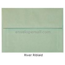 "Riblaid River - A7 (5-1/4 x 7-1/4"") Envelope"