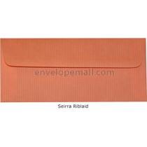 """Riblaid Sierra - No 10 Sq Flap (4-1/8 x 9-1/2"""") Envelope"""