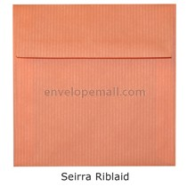 "Riblaid Sierra - Square (5-1/2 x 5-1/2"") Envelope"