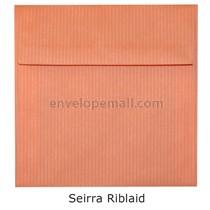 """Riblaid Sierra - Square (5-1/2 x 5-1/2"""") Envelope"""