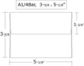 a1 4bar envelopes