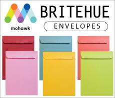 Britehue Envelopes